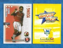 Charlton Athletic Luke Young England (F) (SO07)